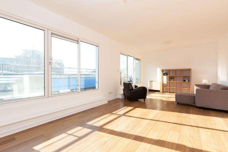 2 Bedrooms Apartment Flat for sale in Premiere Place, Docklands E14