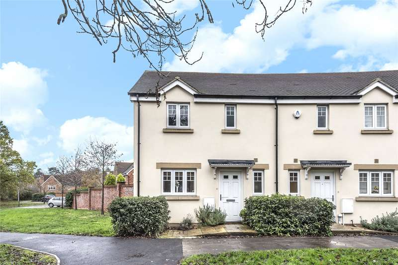 3 Bedrooms End Of Terrace House for sale in Gemini Gardens, Wokingham, Berkshire, RG40