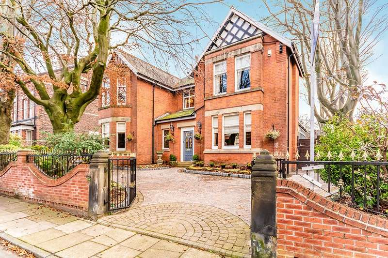 6 Bedrooms Detached House for sale in Guest Road, MANCHESTER, M25