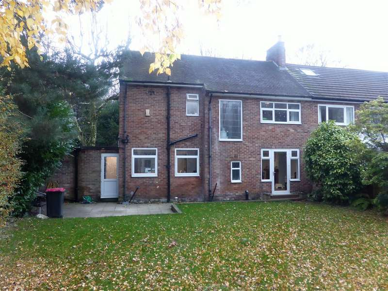 4 Bedrooms Semi Detached House for sale in Chaseley Road, Salford