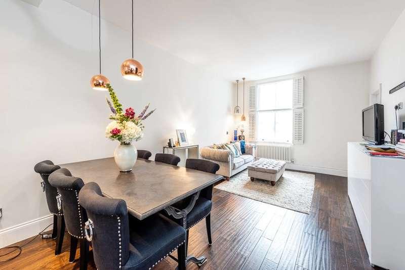 2 Bedrooms Flat for sale in Belgrave Road, Pimlico, SW1V