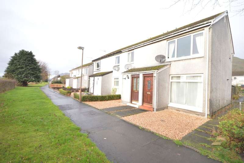 2 Bedrooms Flat for sale in Brookfield Place, Alva, FK12