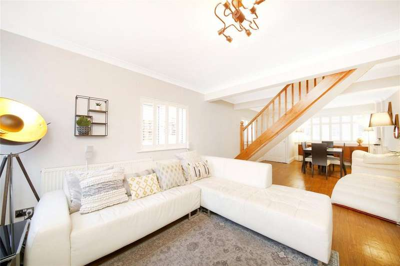 2 Bedrooms Detached House for sale in Wellfield Road, Streatham, SW16