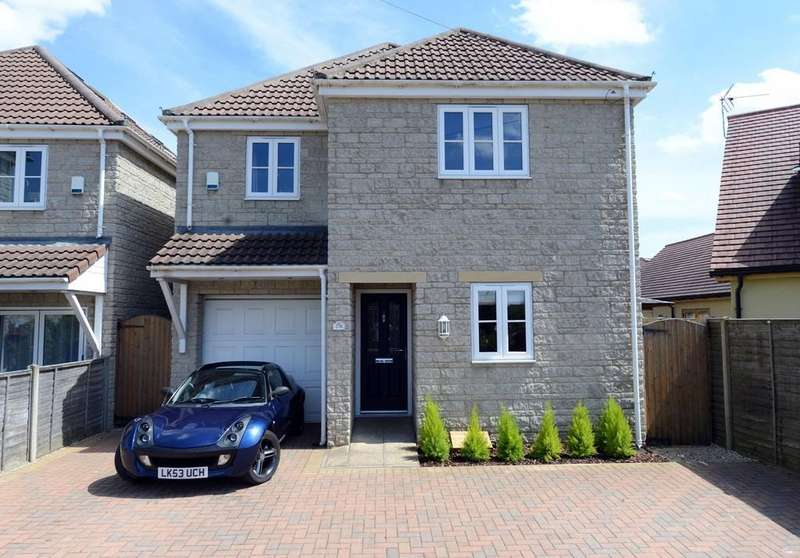 5 Bedrooms Detached House for sale in Park Lane, Frampton Cotterell