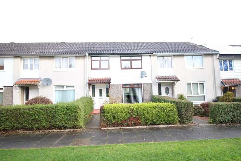 3 Bedrooms Terraced House for sale in Muirfield Drive, GLENROTHES, Fife, KY6