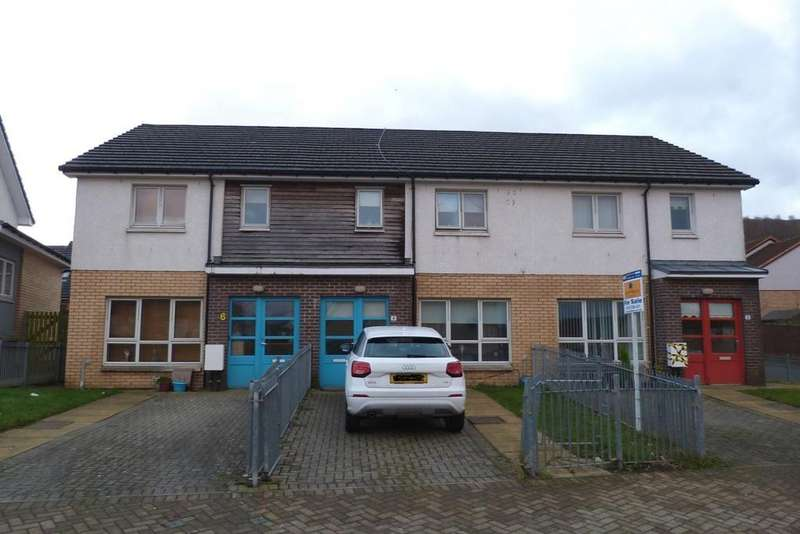 3 Bedrooms Terraced House for sale in MACGOWAN WAY, GREENOCK PA15