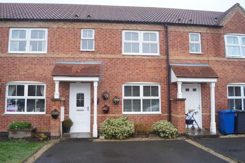 3 Bedrooms Terraced House for sale in Cherry Willingham, Lincoln