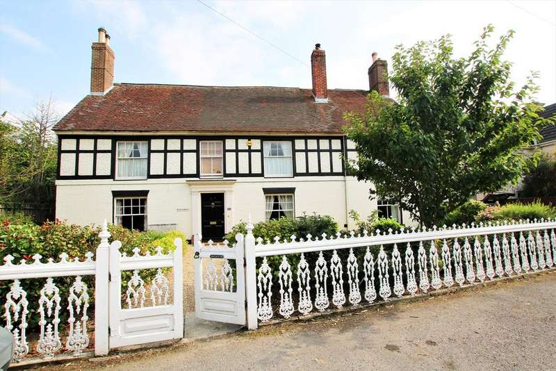 5 Bedrooms Unique Property for sale in Hightown Road, Ringwood, BH24