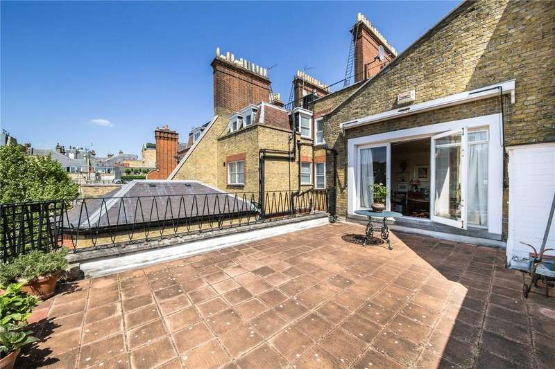 4 Bedrooms Flat for sale in Cadogan Square, London