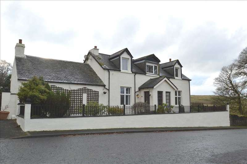 5 Bedrooms Detached House for sale in Shottsburn Road, Shotts