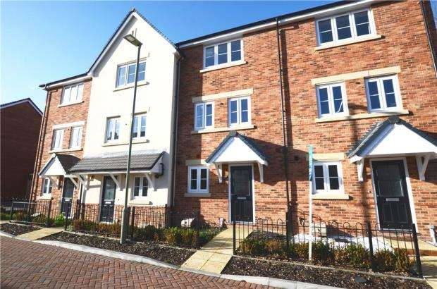 4 Bedrooms Terraced House for sale in Thompson Way, Farnborough, Hampshire