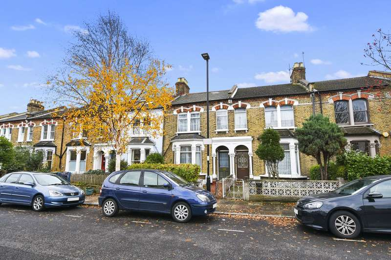 3 Bedrooms Terraced House for sale in Trinder Road, Stroud Green, London, N19