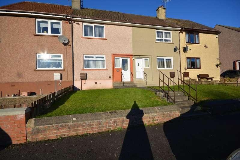 2 Bedrooms Terraced House for sale in Craig View, Springside, Irvine, KA11