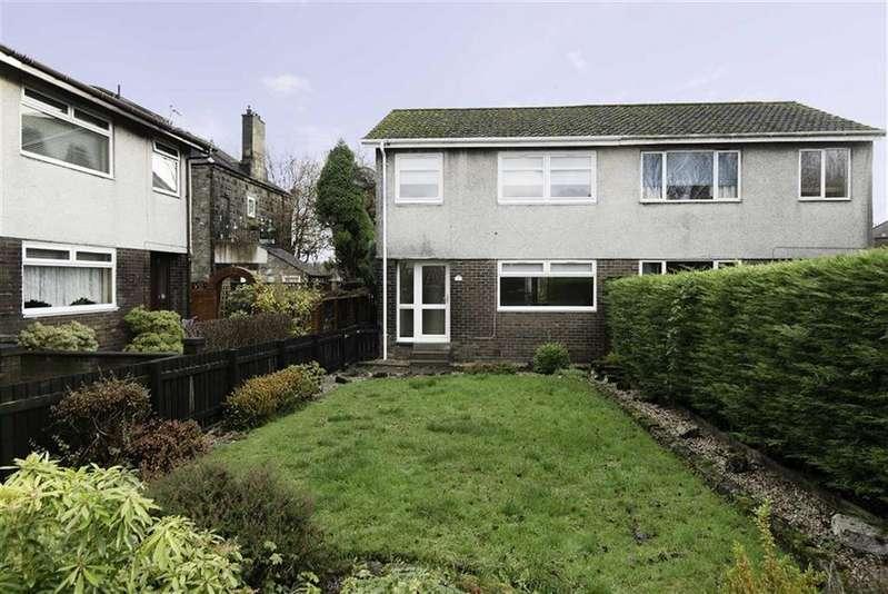 3 Bedrooms Semi Detached House for sale in Duncan Street, Bonnybridge, Stirlingshire