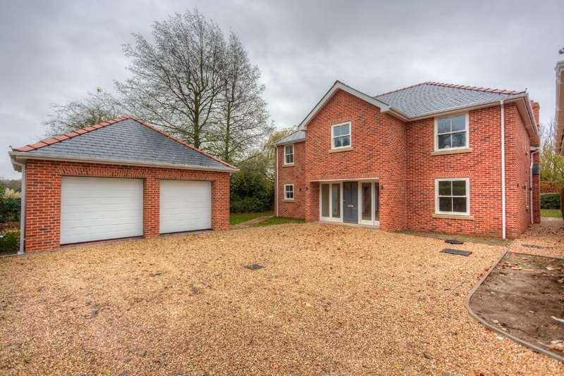 4 Bedrooms Detached House for sale in Fordham, Ely