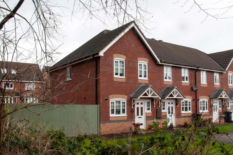 3 Bedrooms Town House for sale in Sandringham Place, Hartford, Northwich, CW8
