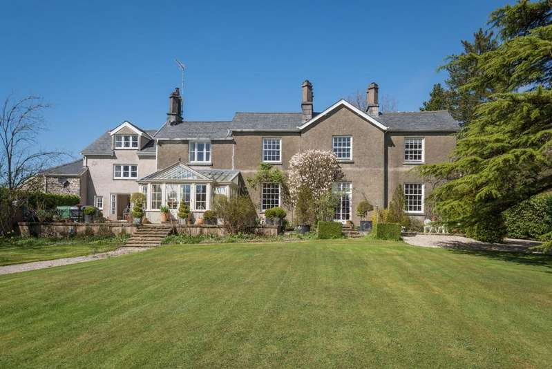 5 Bedrooms Detached House for sale in The Old Vicarage, Witherslack, The Lake District, LA11 6RS