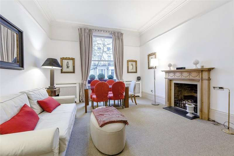 1 Bedroom Flat for sale in Cathcart Road, Chelsea