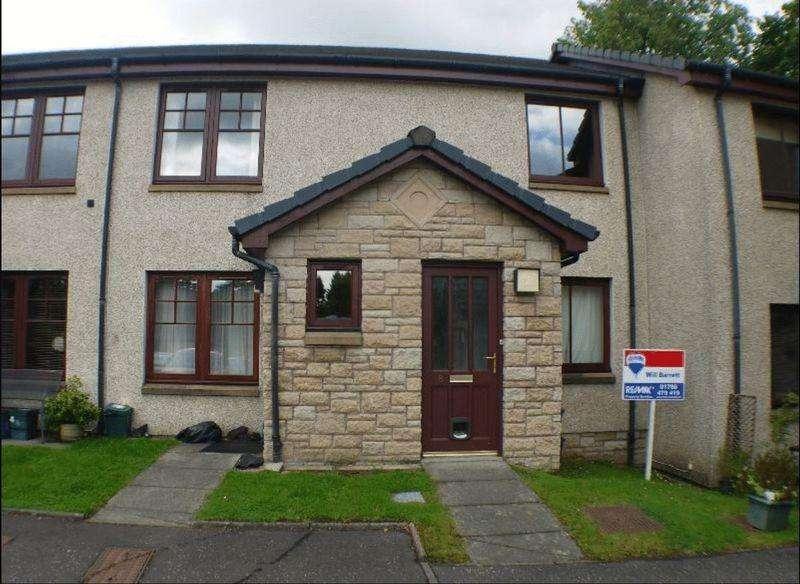 2 Bedrooms Flat for sale in Buchanan Place, Callander