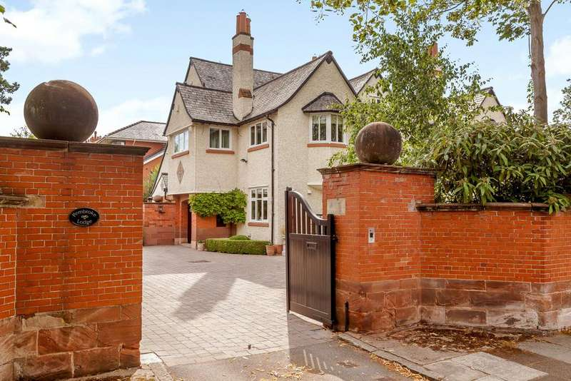 4 Bedrooms Semi Detached House for sale in Chester, Cheshire