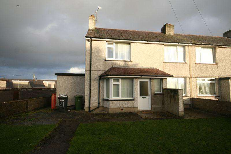 3 Bedrooms Semi Detached House for sale in Aberffraw, Anglesey