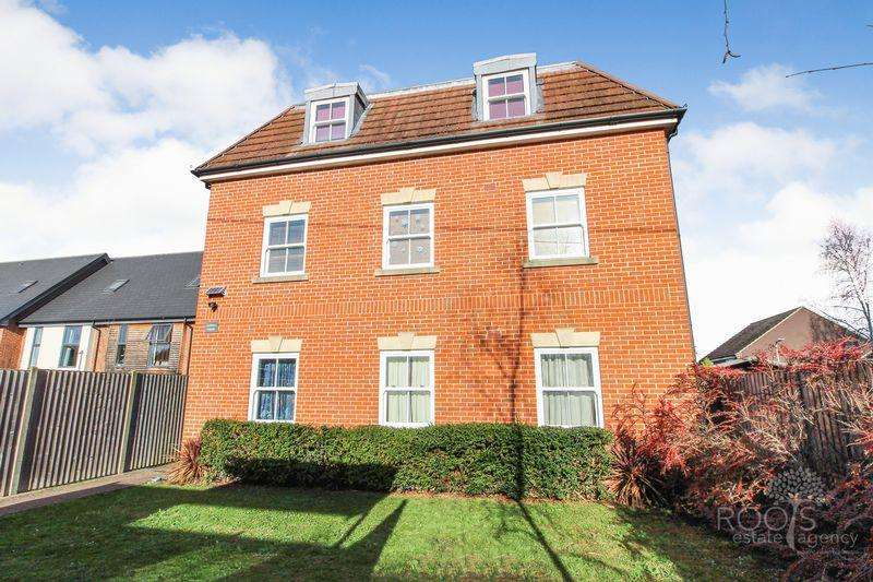2 Bedrooms Apartment Flat for sale in Aurora House, Thatcham