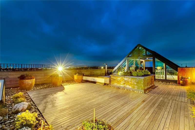 3 Bedrooms Maisonette Flat for sale in The Penthouse, Brandon House, 13, Wyfold Road, Fulham