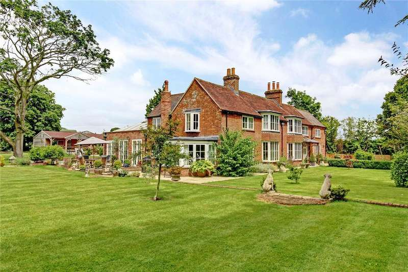 6 Bedrooms Detached House for sale in Enborne Street, Enborne, Newbury, Berkshire