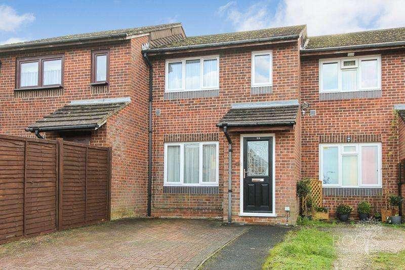 3 Bedrooms Terraced House for sale in Springfield Lane, Newbury