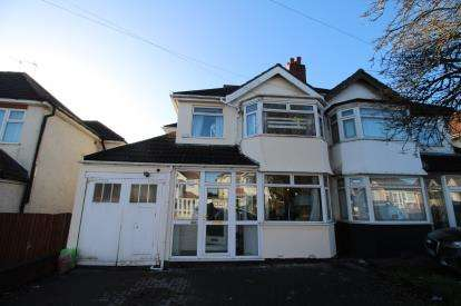 4 Bedrooms Semi Detached House for sale in Forest Road, Oldbury, Birmingham, West Midlands