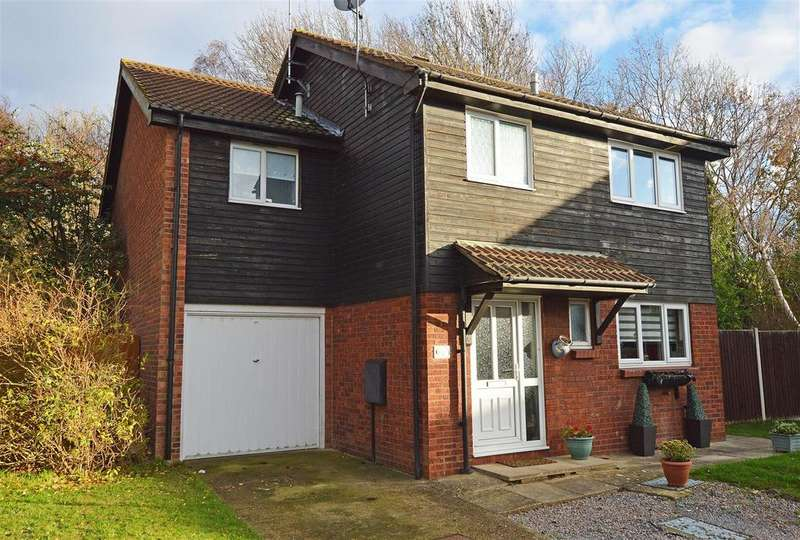 4 Bedrooms Detached House for sale in Uplands, Peterborough