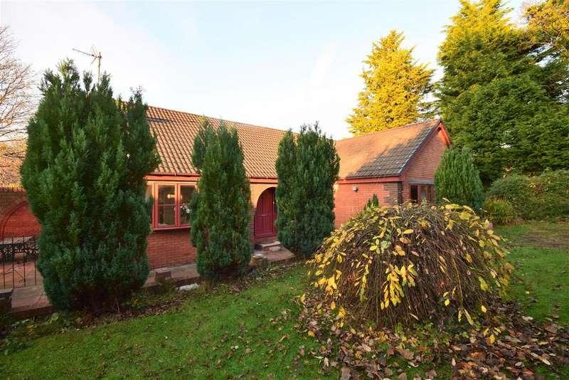 4 Bedrooms Detached Bungalow for sale in Sulby Lodge, Ashbrooke Range, Sunderland