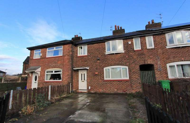 3 Bedrooms Terraced House for sale in Western Circle, Burnage, Manchester, M19