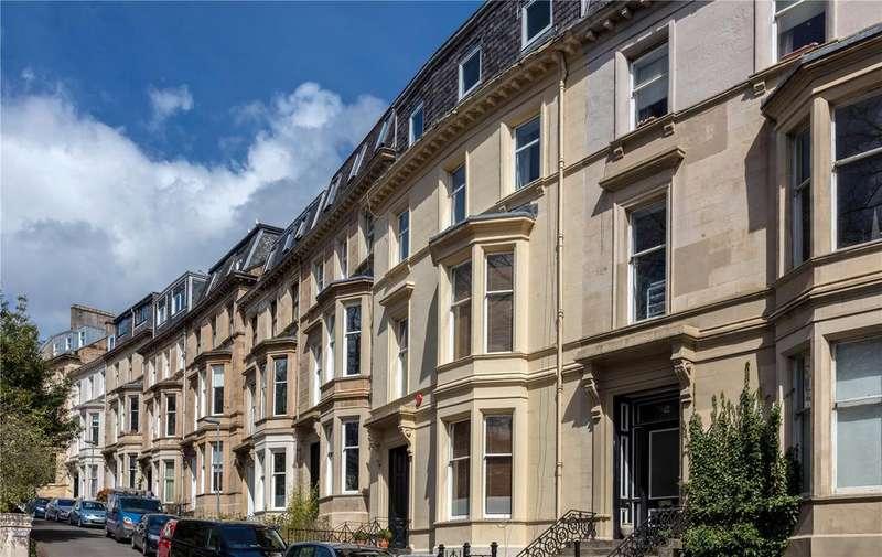 2 Bedrooms Unique Property for sale in Botanic Crescent, Glasgow, G20
