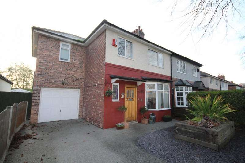 4 Bedrooms Semi Detached House for sale in Powis Road, Lancashire, PR2