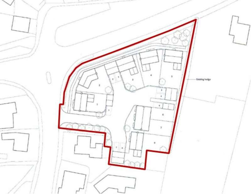 Residential Development Commercial for sale in Residential Development Site - Donington