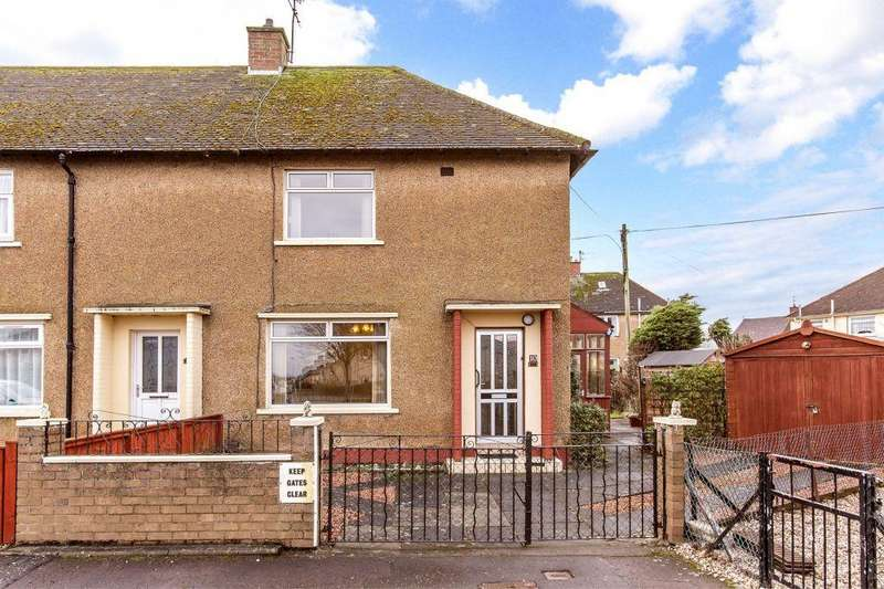 2 Bedrooms End Of Terrace House for sale in 10 Dryden Terrace, Loanhead, EH20 9JN