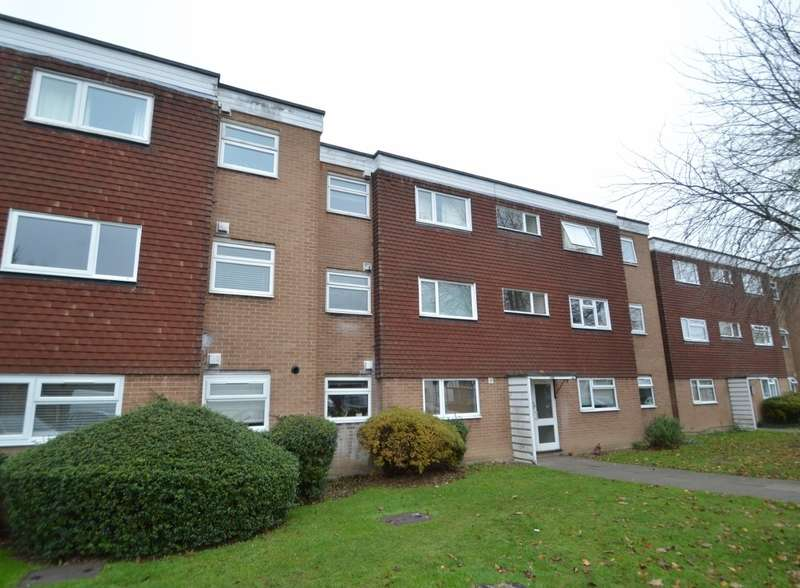 2 Bedrooms Flat for sale in Tithe Court, Langley, SL3
