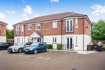 2 Bedrooms Flat for sale in Western Avenue, Bracebridge Heath, Lincoln, Lincolnshire