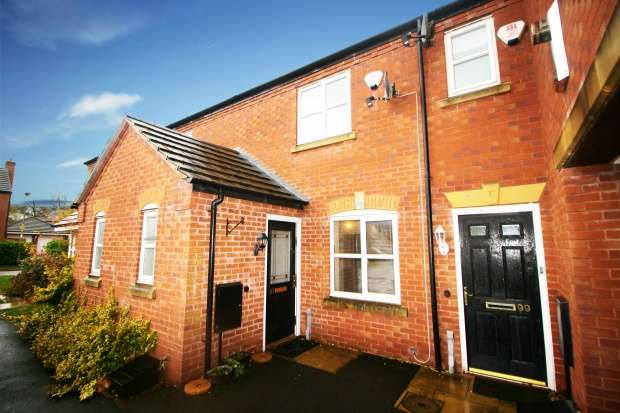 2 Bedrooms Town House for sale in Old Toll Gate, Telford, Shropshire, TF2 9FH