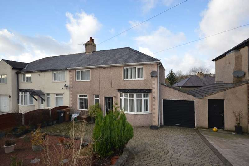 4 Bedrooms Semi Detached House for sale in Loop Road North, Whitehaven, CA28