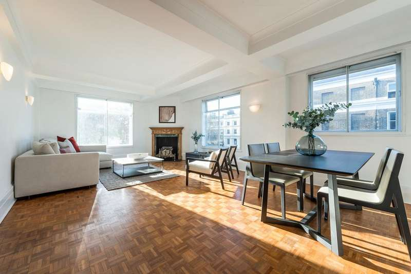 2 Bedrooms Flat for sale in Wyndham House, Bryanston Square, London W1H