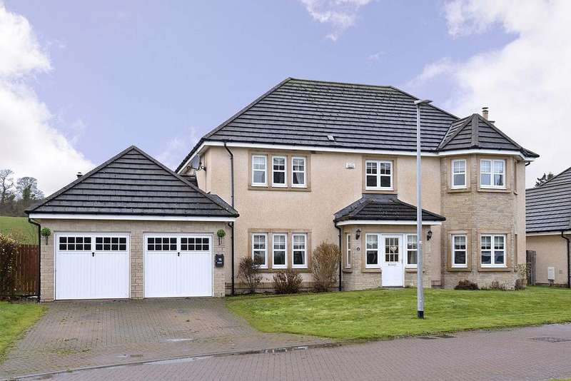 5 Bedrooms Detached House for sale in 10 Cranston Crescent, Lauder TD2 6UB