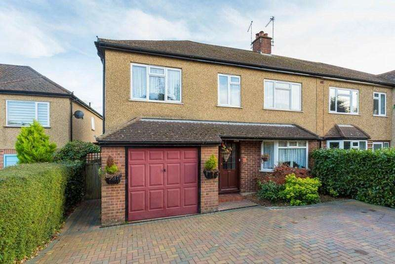 5 Bedrooms Semi Detached House for sale in Bell Lane, Little Chalfont