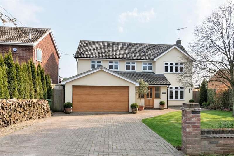 4 Bedrooms Detached House for sale in Church Lane, Great Holland, Frinton-On-Sea