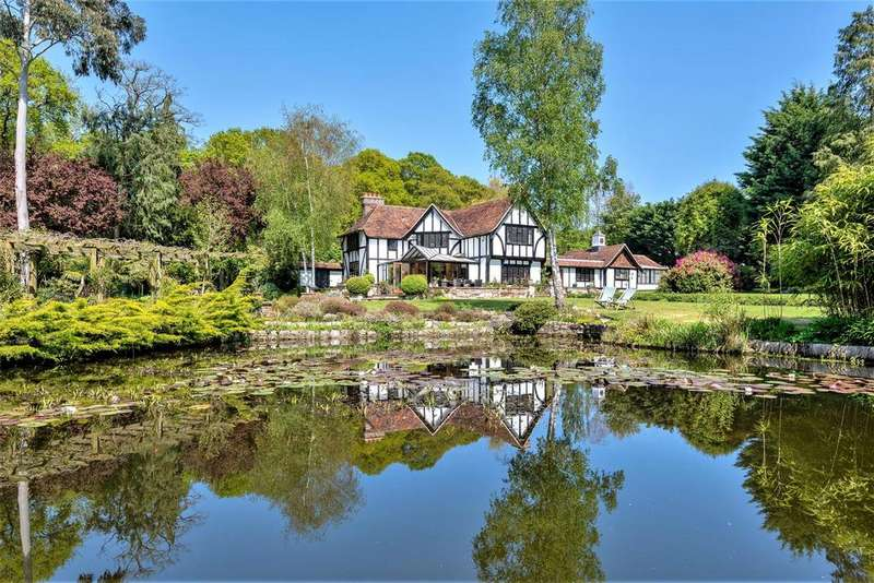 4 Bedrooms Detached House for sale in Thorpe Park Lane, Thorpe-Le-Soken