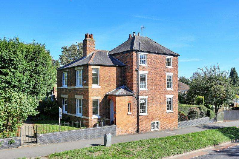 5 Bedrooms Unique Property for sale in Market Harborough