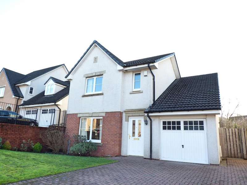 4 Bedrooms Detached House for sale in LAIRDS DYKE, INVERKIP PA16