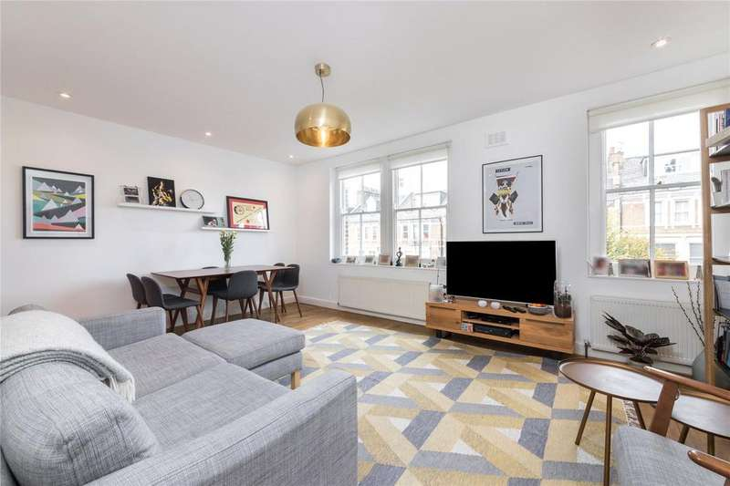 2 Bedrooms Maisonette Flat for sale in Montpelier Grove, Kentish Town, London