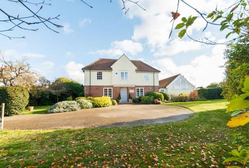 5 Bedrooms Detached House for sale in Oakley Court, Wallingford